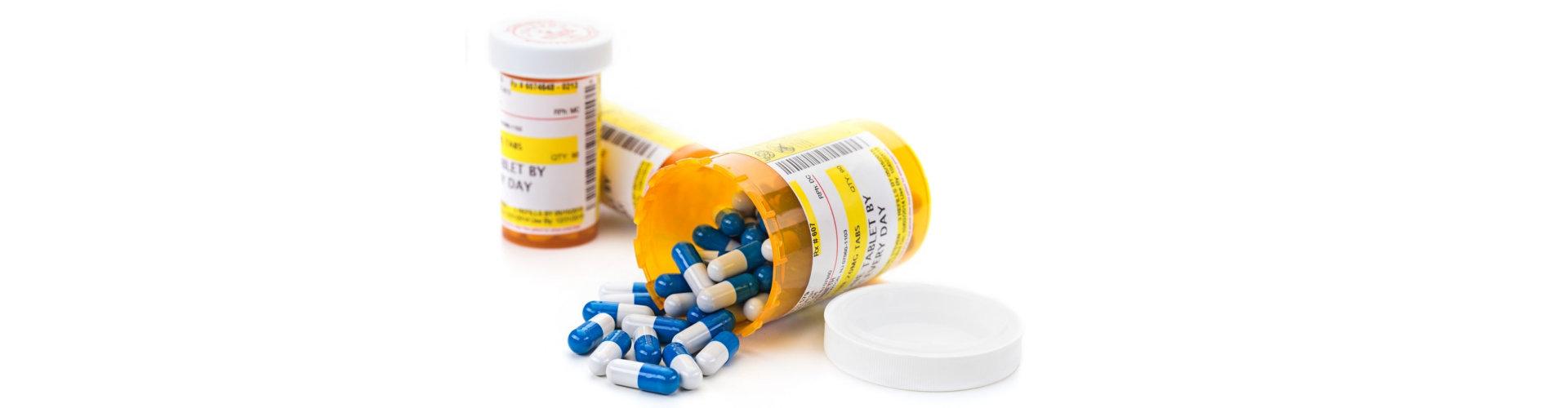 spilled medicines